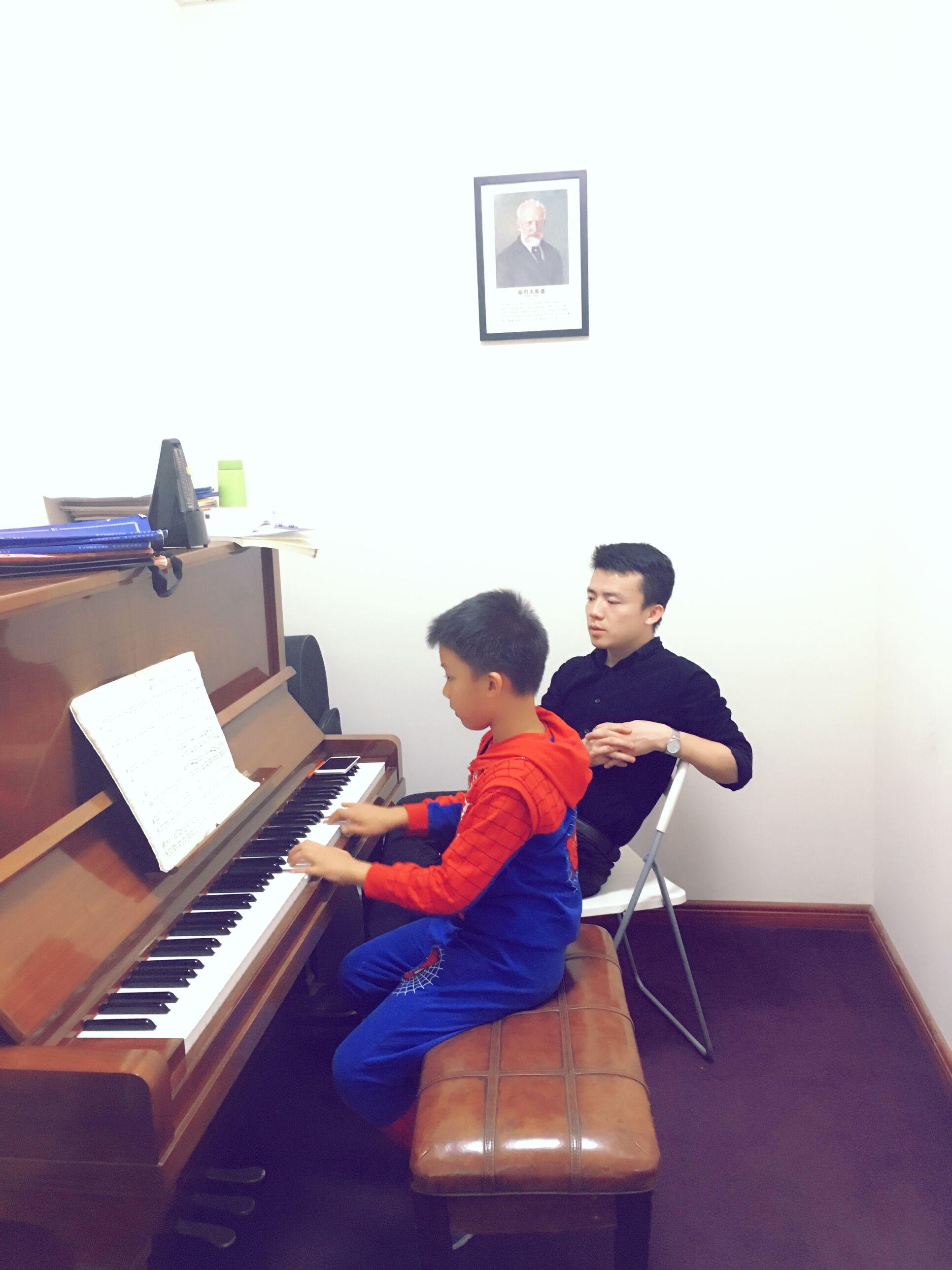 承诺的钢琴简谱